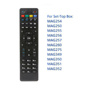 Wholesale mag 254 box resale online - For Mag250 Mag322 W1 Universal Remote Control Replacement IR Smart Remote Controller For Mag TV Set Top Box