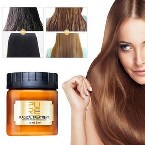PURC 120ml Magical Keratin Hair Treatment Mask Effectively Repair Damaged Dry Hair 5 Seconds Nourish & Restore Soft Hair 3pcs