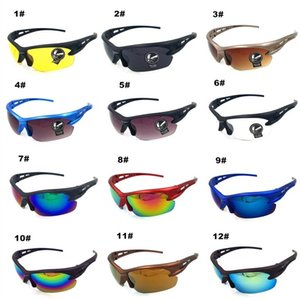 #HOT# 2017 BRA Men Women Cycling Glasses Outdoor Sports Bicycle Sunglasses Bike Eyewear Ski Goggles Spectacles Oculos Ciclismo