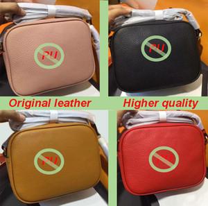 Designer Handbags SOHO DISCO Bag Genuine Leather tassel zipper Shoulder bags women Crossbody bag Designer handbag camera Wandering bags
