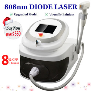 Wholesale 2019 Portable Diode Laser Hair Removal Machine nm Ice Point Soprano Lazer Diode Remove Hairs Painfree Permanently