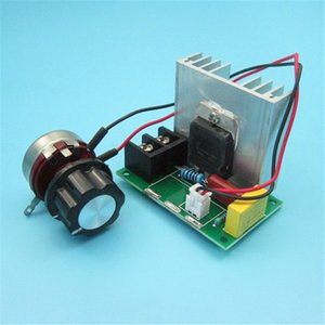 8000W High Power Thyristor Electronic Regulator, Motor Fan Electric Drill Speed Governor Thermostat 220V
