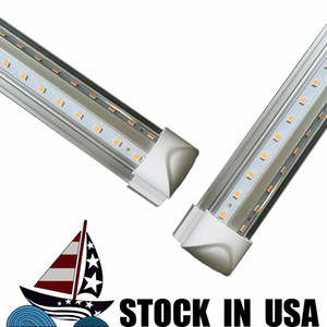 Wholesale 4ft ft ft ft LED Tube Light V Shape Integrated LED Tubes ft Cooler Door Freezer LED Lighting