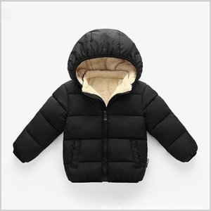 Baby Coat Boys Winter Jackets For Children Autumn Outerwear Hooded Infant Coats Newborn Clothes Kids Snowsuit Thicken