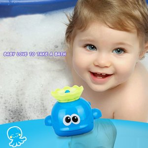 Wholesale Whale playing children toys bathing water spray bathroom new exotic electric shower water toys