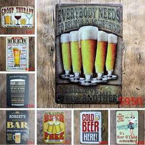 Wholesale man cave garage decor resale online - Sinclair Motor Oil Texaco Metal Tin Signs X30 CM Vintage Garage Signs Man Cave Retro Signs Bar Pub Wall Decor