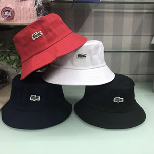 Crocodile Style Classic bucket hat Sport Baseball Caps High Quality Golf Caps Sun Hat for Men and Women buckets hat Snapback Cap Best