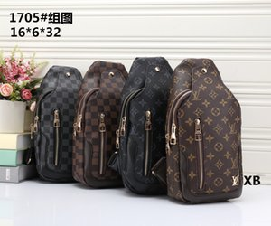 High quality fashion men sling bag cross body messenger bags 4 colors outdoor waist bag pack chest bag free shipping