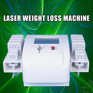 Wholesale 2020 Popular Laser Fat Burning Loss Weight Products Dual Wavelength nm nm Lipo Laser Machine Solon Use For Sale