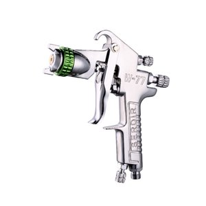 Wholesale Gravity W Spray Gun mm Hand Sprayer Car Painting Furniture Spray Gun