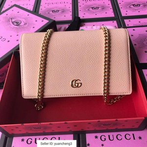 Wholesale yuancheng3 nude pink early spring chain bag gold accessories Women Handbags Bags Top Handles Shoulder Bags Totes Evening Cross Body