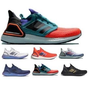 Wholesale Hot Ultra Ultraboosts Luxury Designer Mens Women Trainers Running Shoes National Lab Solar Green Dash Grey Tennis Sneakers