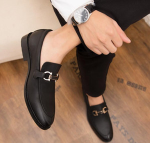 Wholesale 2019 Mens soft soled loafers best Quality Chainz Chain Reaction Mens Fashion Designer shoes Casual Shoes designer slides G5