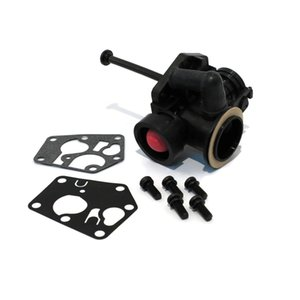 motor briggs venda por atacado-Carburador Carb Com junta e hardware para Briggs Stratton A Small Engine