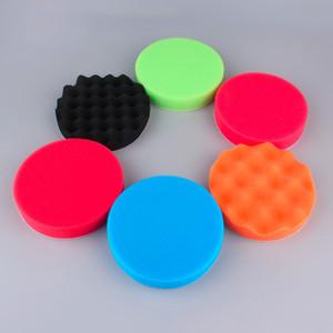 6Pcs Car Polisher sponge set Polishing Buffer Pad Foam Pad Buffing pad Kit Car Polishing Sponge Wheel Kit Hot Sale