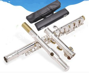 Brand Flute instrument 471 211 271 312 411 Multiple model Silver 16 17 Hole open or closed holes High Quality with Case