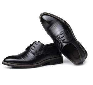 Retor Men Leather Shoes British Cusp Chalaza Business Party Work Dress Wedding Shoe Casual Gifts Acces