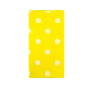 Waterproof Polka Dot Kitchen Protective Birthday Cover Disposable Desk Dining Wipe Clean Wedding Party Rectangular Table Cloth