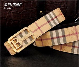 Wholesale 2019 fashion design pin buckle Snake animal pattern Belts High Quality Design burberry the Belt For Men And Women Genuine Leather Belt
