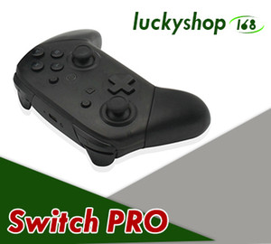Wholesale remote nintendo game for sale - Group buy Wireless Bluetooth Game Pad Controller Joypad Joystick Remote Control For Nintendo Switch Console DHL