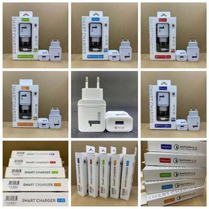 Wholesale for European and USA standard USB charger connector interface Cell Phone Chargers V A Cell Phone cargador usb charger connector