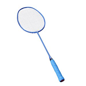 Wholesale Ultralight U Badminton Racket Professional Carbon Portable Free Grips Sports EDF88
