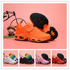 New Designer Toddler Tn Mercurial Kids girl Shoes Children tn plus Boys Girls Running Sports Sneakers Trainer tns Chaussures Pour Enfant on Sale