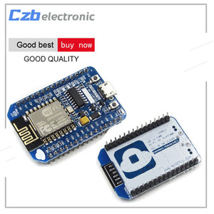 Wholesale USB NodeMcu Lua CH340G Module WIFI Internet Of Things IOT Development Board Based ESP8266 ESP E Replace CP2102