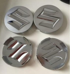 4x54mm * Suzuki Swift Vitara SX4 Silver Wheel Cover Wheel Center Cover Badge on Sale