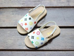 Wholesale New Kids Sandals Shoes Children Casual Shoes Soft Breathable Comfortable Baby Boys Girls Boys Kid Beach Sandal Shoes