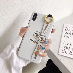 Wholesale With Mobile phone bracket Top Luxury Designer Pattern Phone Cases For iPhone X XS Max XR s Plus phone case