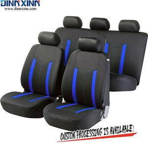 Wholesale DinnXinn 111103F9 Suzuki 9 pcs full set Genuine Leather car seat cover leather supplier from China