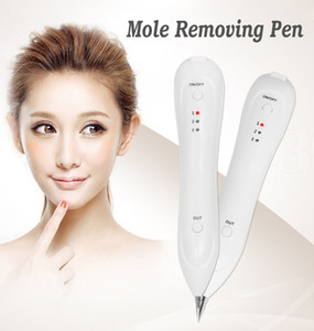 Wholesale laser spot remover pen for sale - Group buy New Dark Spot Remover Laser Plasma Pen Mole Tattoo Removal Machine Facial Freckle Tag Wart Removal Beauty Care Device