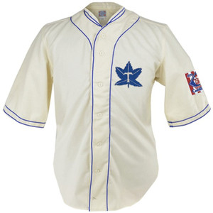 Wholesale maple leaf logos for sale - Group buy Toronto Maple Leafs Home Jersey Stitched Embroidery Logos Vintage Baseball Jerseys Custom Any Name Any Number