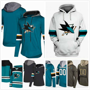 Custom San Jose Sharks Melker Karlsson Hoodie 68 Barclay Goodrow 23 Tim Heed 72 Radim Simek 51 Marc-Edouard Vlasic 44 Erik Karlsson 65 S-3XL on Sale