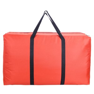 Wholesale Small Storage Bag Oxford Cloth Waterproof Moving Oversized Laundry Bag Closet Organizer Packing Bag 28colors Foreign trade sales