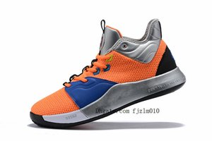 2019 New PG 3 Black Mamba Mentality Shoes 3s Nasa Shipping High Quality PG3 Bowling ShoesUS7-US12 on Sale