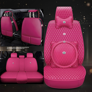 Wholesale Car Seat Covers Universal Fit Most Non-slip Car Covers Breathable Seat Protector Interior Luxury Automobiles Seat Cover