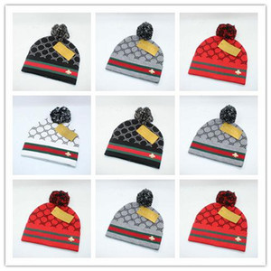 Top Selling Winter Hats For Women Men luxury style Designer Fashion Beanies Skullies Chapeu Caps Cotton Gorros