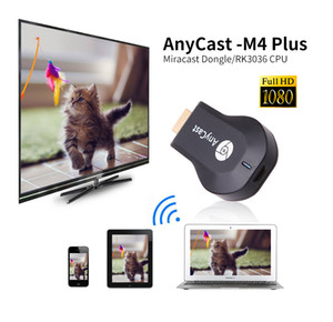 hdmi media dongle achat en gros de-news_sitemap_homeAnycast M4 plus HDMI Media Video Wi Fi Streamer Carte vidéo Récepteur dongle P TV Stick pour Android vs Mirascreen netflix
