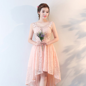 Wholesale short skirts Pretty cheap graduation dresses sequined prints sleeveless dresses sexy ballgowns with backless tops sleeveless skirts robes d