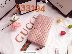 Wholesale yuancheng3 nude embossed long zipper ladies handbag Women Long Wallet Chain Wallets Purse Clutches Evening Key Mini Belt Bags