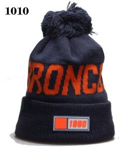 Wholesale Free Shippping New Arrival Sideline Beanies Hats American Football teams Sports winter side line knit caps Beanie Knitted Hats