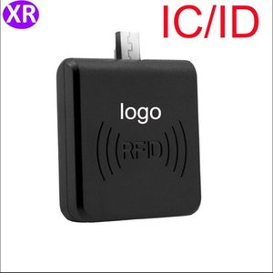 Wholesale 100sets Portable mhz RFID Card Reader s50 USB Smart Access Control Card Reader Plug and Play k k S70 IC Reader Accpet Printing Logo