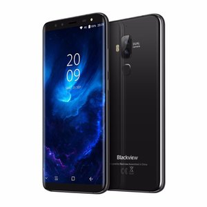 "Fast shipping Blackview S8 5.7""18:9 Screen 4 Cameras Smartphone 4GB 64GB Octa Core Fingerprint OTG 4G Mobile Phone on Sale"