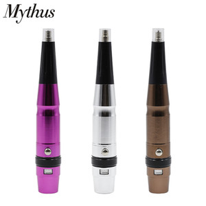 Professional Tattoo Permanent Makeup Pen Machine Tattoo Eyebrow Lips Eyeliner Makeup Microblading Maschine Swiss Motor Pen Gun on Sale