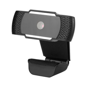 Wholesale Webcam P HDWeb Camera with Built in HD Microphone USB Plug Play Web Cam Widescreen Video