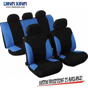 Wholesale DinnXinn 110252F7 Buick 9 pcs full set woven fabric car seat cover factory from China