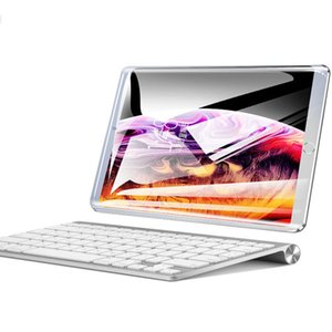 Wholesale 2019 inch Tablet PC G Phone Call Android Wi Fi Bluetooth GB GB Octa Core Dual SIM WPS GPS PC film case keyboard