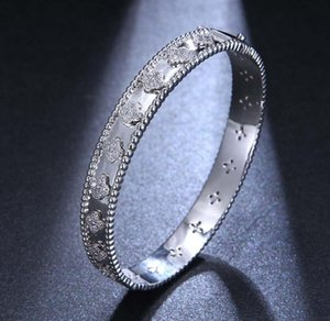 New Women's Bangle Superior quality diamond Bangle Cubic Zirconia Bracelets & Bangles Noble elegant style Bride Fashion jewelry